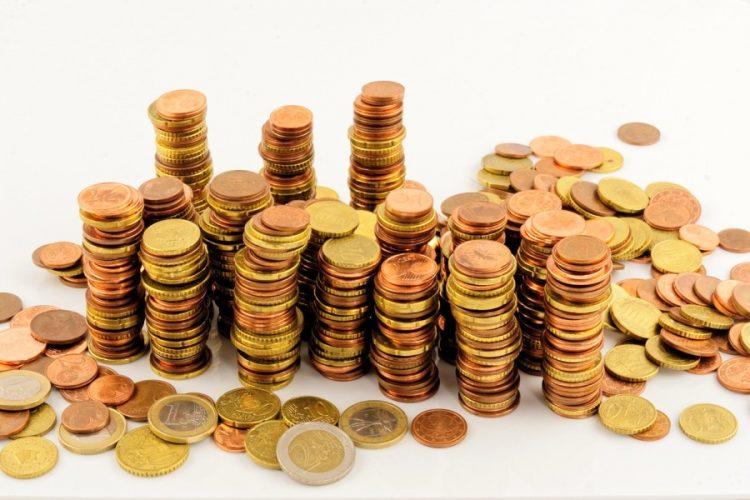 Euro-piles-monnaie-centimes
