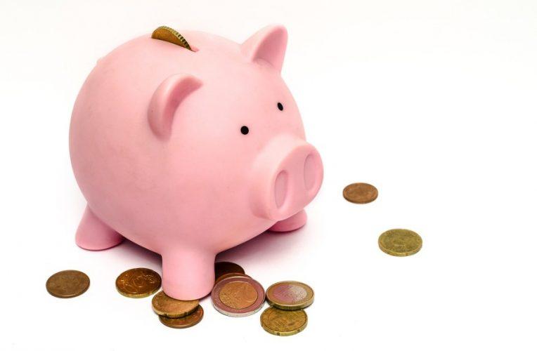 Tirelire-cochon-rose-euros