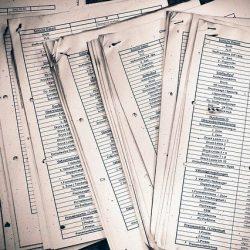 Les documents pour monter un dossier de prêt immobilier